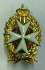 Знак Иркутский пехотный полк