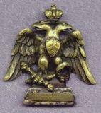 Знак Лейб - Гвардии Сапёрный полк