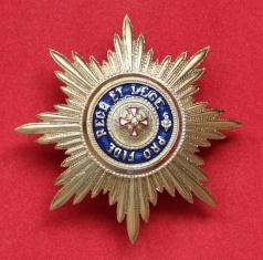 Звезда орден Белого орла лучевая