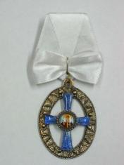Крест орден Святой Ольги 3 степени.