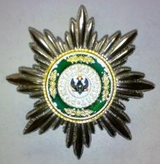 Звезда ордена Святого Станислава лучевая. (Иноверцы)