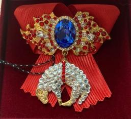 Орден Золотого Руна с хрусталём (Бургундия)