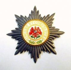 Звезда Ордена Красного Орла (Пруссия)
