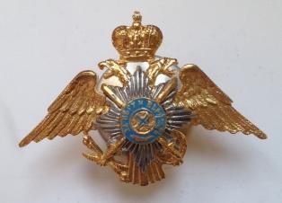 Знак Николаевское кавалерийское училище