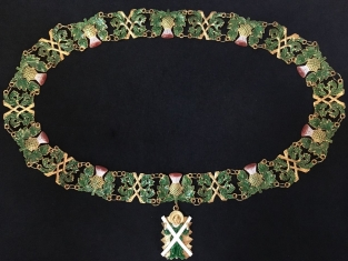Цепь ордена Чертополоха (Шотландия)