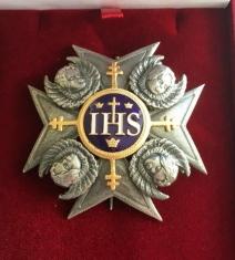 Звезда Ордена Серафимов (Швеция)