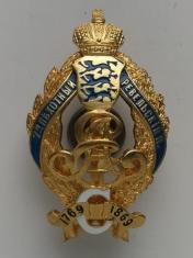Знак Ревельский 7-й пехотный полк