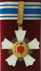 Крест ордена двойного дракона (Китай)
