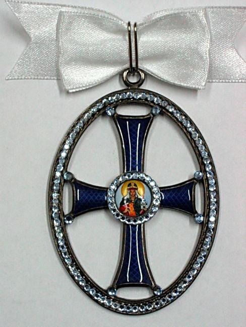Крест орд.Св.Ольги 2 ст.