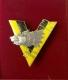 Знак Волчья сотня (Белое движение) - V без тернового венка (с эмалью  без эмали)
