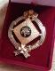Знак 13-й Драгунский Военного Ордена полк