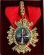 Крест ордена Святой Екатерины (с хрусталем)