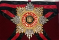 Звезда ордена Святого Владимира (с хрусталем swarovski)