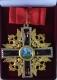 Крест ордена Святого Александра Невского по образцу к. XVIII в.
