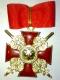 Крест ордена Святого Александра Невского для иноверцев (с мечами)