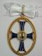 Крест орден Святой Ольги 1 степени.