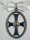 Крест орден Святой Ольги 2 степени. (с хрусталем swarovski)