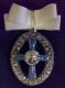 Крест орден Святой Ольги 3 степени. (с хрусталем swarovski)