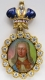 Наградной портрет Императора Петра III Фёдоровича