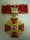Крест ордена Святой Анны 1 ст. (с короной)