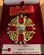 Крест орд.Св.Анны по образцу к. XVIII в.(с хрусталем Swarovski)