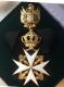 Крест ордена Святого Иоанна Иерусалимского мальтийский Большой крест